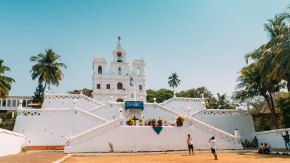 10 Best Places to Visit in Panjim