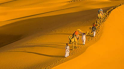 Top 5 Deserts To Visit In India