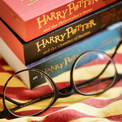 Harry Potter: The Illustrated Collection by JK Rowling