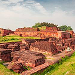 The University Of Nalanda