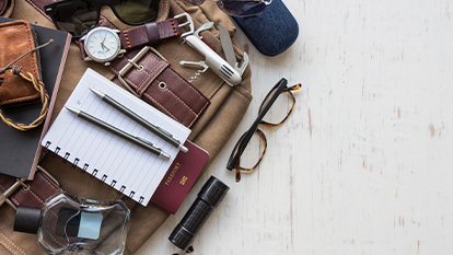 10 Travel Essentials to Pack in your Travel Bags