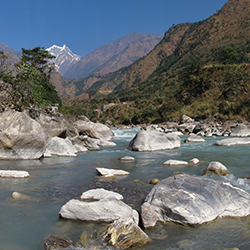 The Majestic Kali River