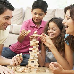 Organise a fun house time