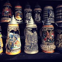 Beer Steins, Berlin