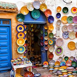 Ceramic bowls- Morocco