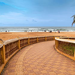 Best time to visit Calangute Beach