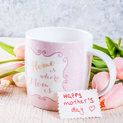 Gift a coffee mug