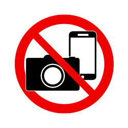 Avoid filming everything
