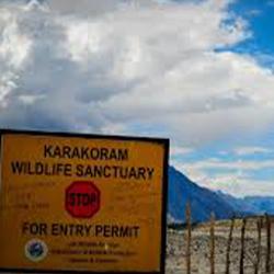 Karakoram Wildlife Sanctuary, Jammu and Kashmir