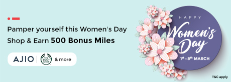 Women's Day offer