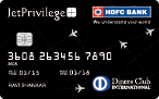 InterMiles HDFC Bank Diners Club Credit Card